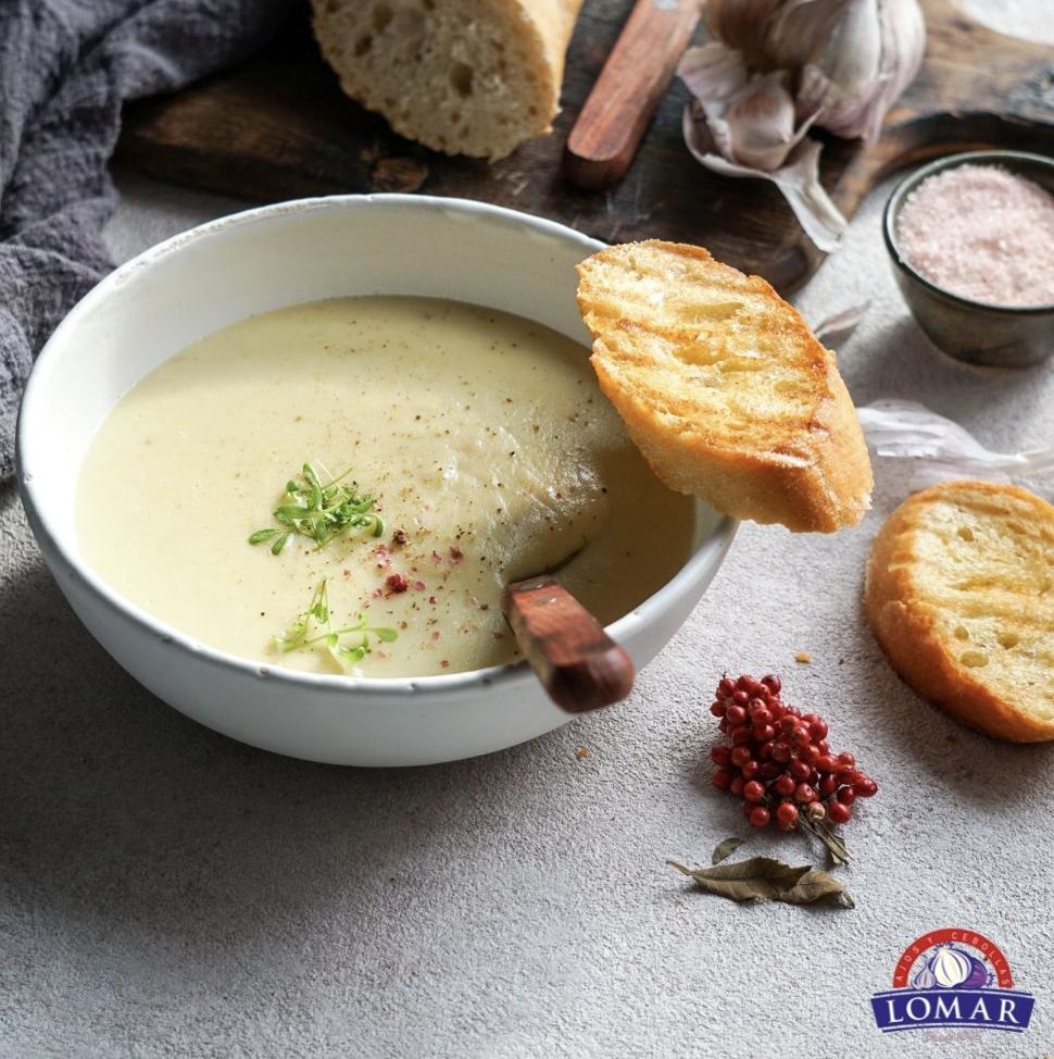 Receta de sopa francesa